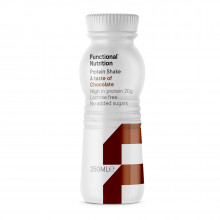 Functional Nutrition protein shake med chokolade smag