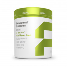 Functional Nutrition BCAA Caribbean Lime 360g