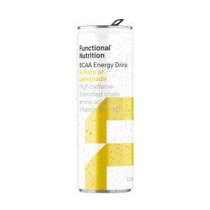 BCAA Energy Drink Lemonade