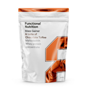Mass Gainer Chocolate Toffee