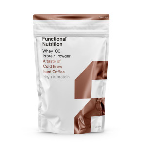 Functional Nutrition Whey 100 proteinpulver - Cold Brew Ice Coffee