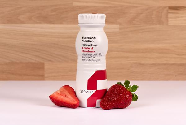functional-nutrition-strawberry-shake