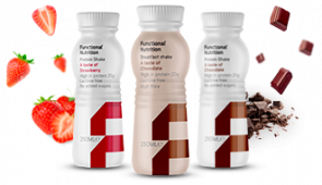 Functional Nutrition protein shakes