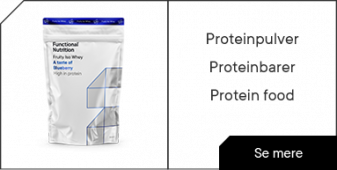 Functional Nutrition protein pulver
